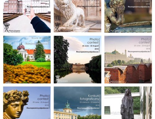 Discover the winning pictures of #Europeanroyalpalaces contest