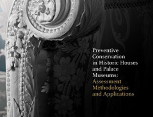 Conference proceedings on preventive conservation on line !